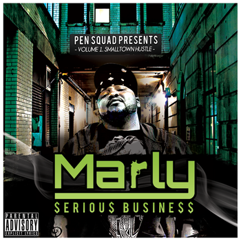 Serious Business Cover Art